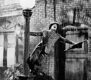 Singin In The Rain with Fred Astaire